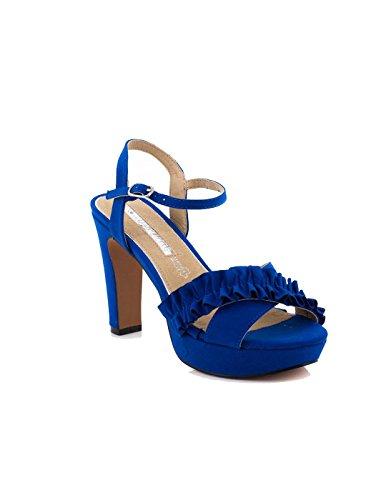 Sandalia Azulon Mare 67191 Azul Maria P0vzwqx