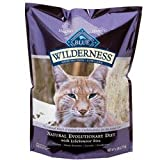 Blue Buffalo Wilderness Chicken Dry Cat Food 12lb, My Pet Supplies