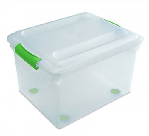 34 Quarts File Storage Box