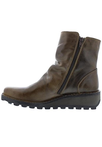 Fly London Damen Mong944fly Stiefel Olijf