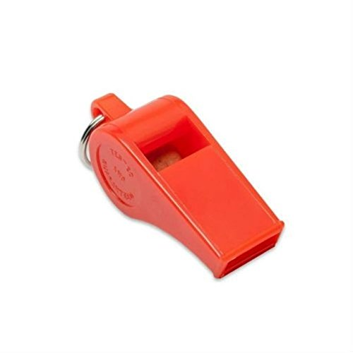 Acme Red Whistle (Acme Plastic Whistle)