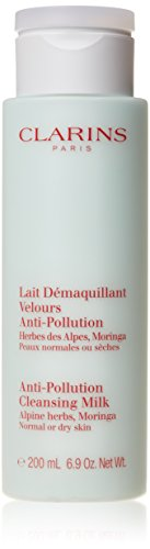 Clarins Cleansing Milk, Normal To Dry Skin, 6.7 Ounce