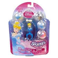 Squinkies Disney Princess Cinderella Bracelet Bubble Pack
