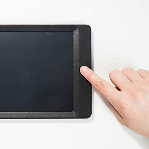 Dmxiezib LCD Electronic Tablet Kinderzeichnung Graffiti Blackboard Writing Board Hand Malbrett Zeichenbrett 8,5 Zoll LCD Writing Tablet Drawing Tablet Schwarz