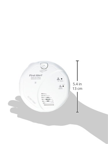 029054856920 - First Alert SCO5CN Battery Operated Combination Carbon Monoxide/Smoke Alarm carousel main 4
