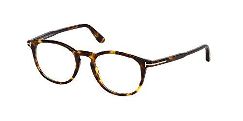 Montures Optiques Tom Ford FT5401 C49 52A (dark havana / )