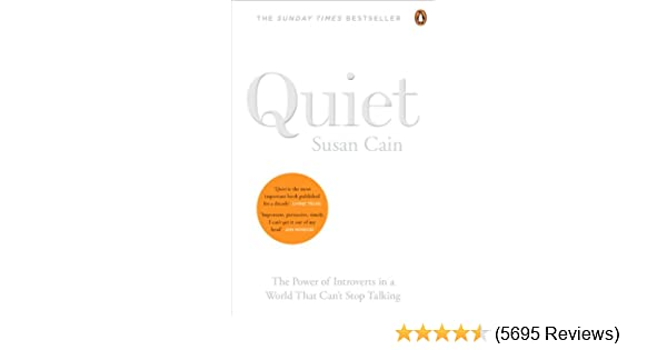 Quiet Riot Celebrating Introverted Kids >> Amazon Com Quiet The Power Of Introverts In A World That