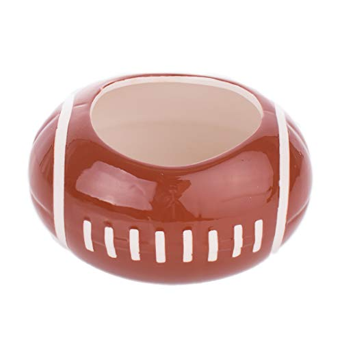 Football Planter/Candy Dish Great For Football Party or Sports Themed Events ()