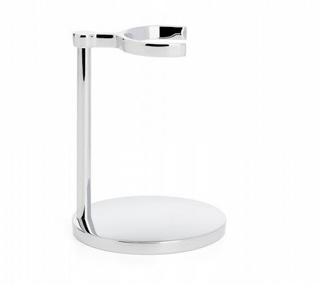 MUEHLE Chrome-plated universal stand for shaving brushes