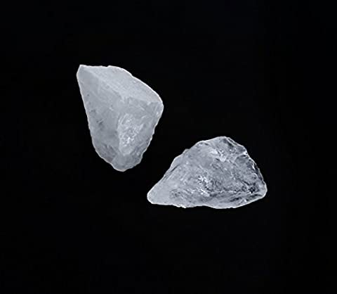 Rough Quartz Crystal Mineral Specimen 1-2