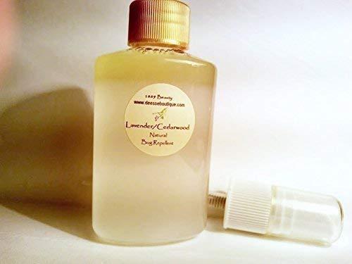 Amazon Com Natural Bug Repellent Lavender Cedarwood Deet Free