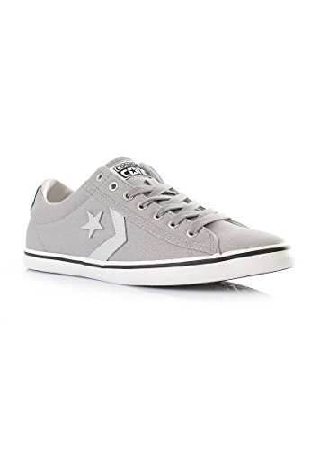 b81281f00fc ... coupon code for converse mens star player trainers grey 7 uk amazon  shoes bags e82a0 2cf56
