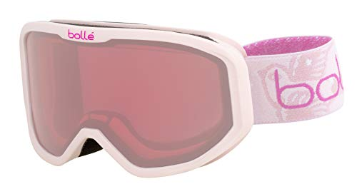 bollé Inuk Snow Goggles Matte Pink Princess Vermillon Unisex-Baby Extra Small