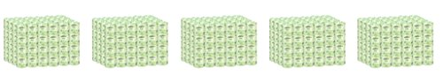 Marcal Pro Toilet Paper, 100% Recycled - 2-Ply, White, 500 Soft & Absorbent Sheets per Roll, 96 Rolls per Case - Green Seal Certified, Bulk Office Bath Tissue 05002 (5-(96 Rolls per Case)) by Marcal