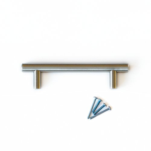 Liberty P01012-SS-C Bar Pull 96/135mm Steel w Stainless Color Finish - 50 Pack by Liberty (Image #1)