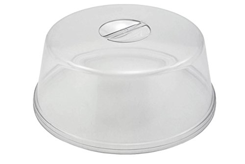 Zodiac 52049A Cake Plate Cover 30 cm/12u0026quot;  sc 1 st  Amazon UK : cake plate with lid - pezcame.com