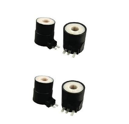 31tIRmtpfML._SX425_ amazon com pack of 2 kenmore dryer gas valve coils solenoid coil