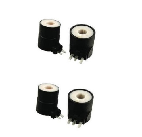 Solenoid Replacement Coil (Pack of 2 Maytag Dryer Gas Valve Coils / Solenoid Coil Kit New NON-OEM)