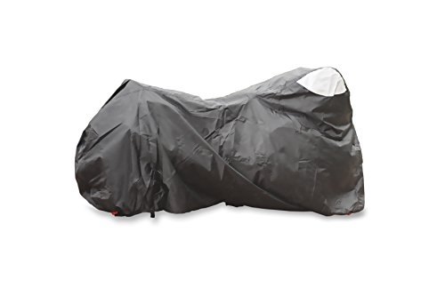 Waterproof Touring Motorcycle (MotionGP Waterproof Outdoor Motorcycle Cover - Made of Durable Material - Fits up to 99