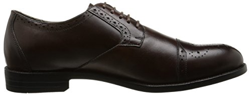 Stacy Adams Mens Granville Oxford Brown