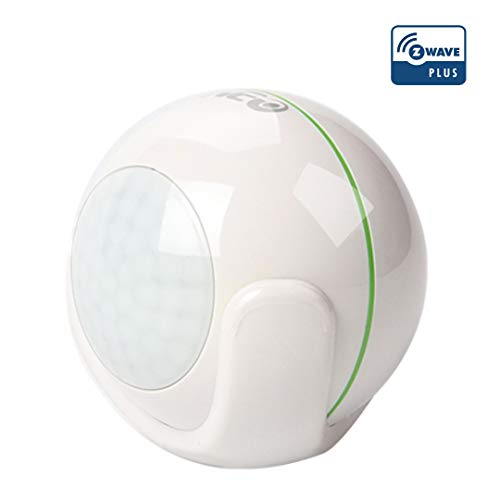 NEO Z-Wave Plus Motion Sensor Motion Detector Home Automation, Works with SmartThings, Vera, Fibaro, Zipato and more, Summer Green by NEO Products