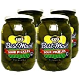 Best Maid Sour Pickles 32 oz