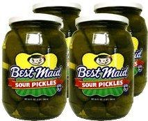 Best Maid Sour Pickles 32 oz
