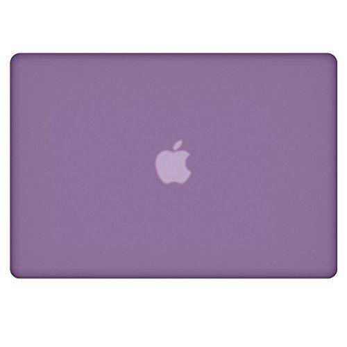 Macbook-Pro-13-Case, RiverPanda Matte Rubberized Hard Snap-On Case Cover for Apple MacBook Pro 13