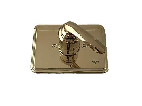 Grohe Talia PBV Level Handle (19264) -Polished Brass