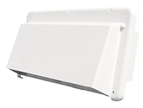 Heng's J116AWH-C Bright White Exhaust Vent Cover