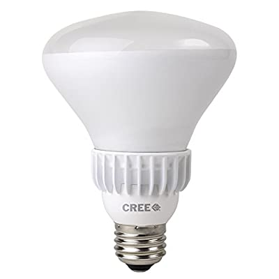 Cree 65W Equivalent Daylight (5000K) BR30 LED Flood Light Bulb