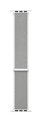 Apple 38mm Sport Loop Smartwatch Replacement Band for Watch Series 1, Watch Series 2, Watch Series 3 - Seashell