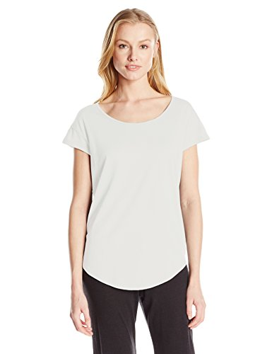 - Alternative Women's Origin Short Sleeve T-Shirt, White, Medium