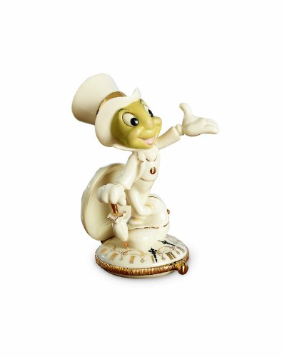 e Jiminy Cricket (Lenox Antiquity Accent)