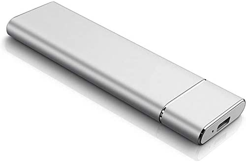 Adanse - Disco duro externo (1 TB, disco duro externo, ultradelgado, tipo C, USB3.1 Gen1, para ordenador portátil, PC: Amazon.es: Electrónica