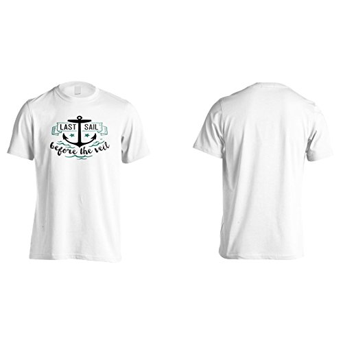 Letzten Segel Vor Dem Schleier Herren T-Shirt n110m