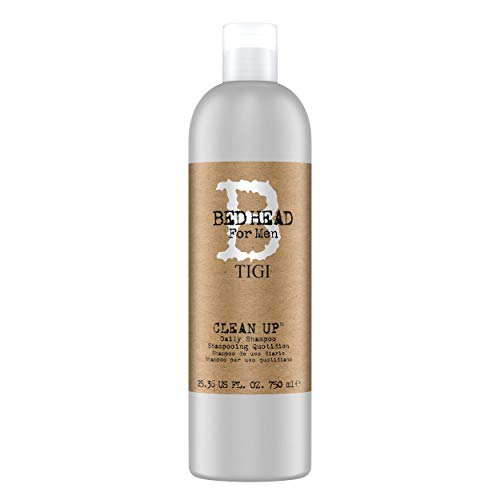 Tigi Bed Head Men Clean Up Shampoo, 25.36-ounce