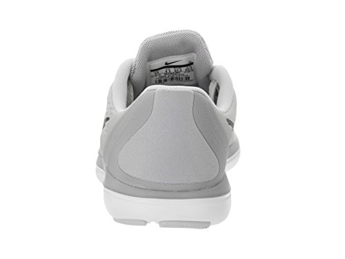 Nike Barn Flex 2017 Rn (gs) Löparsko Grå