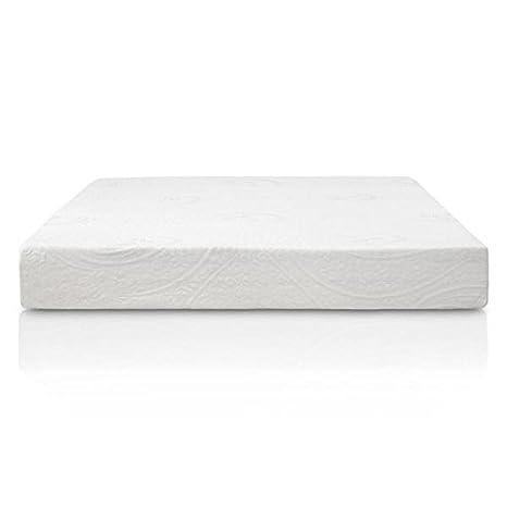Amazon.com: Colchón de espuma viscoelástica de gel de 8 ...