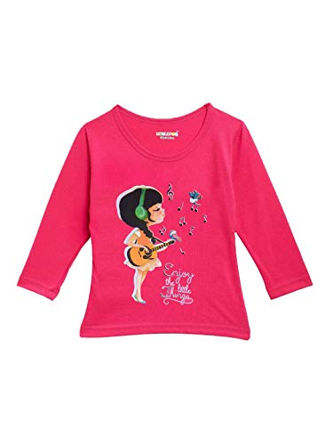 Kuchipoo Girl's T-Shirt (Set of 5)