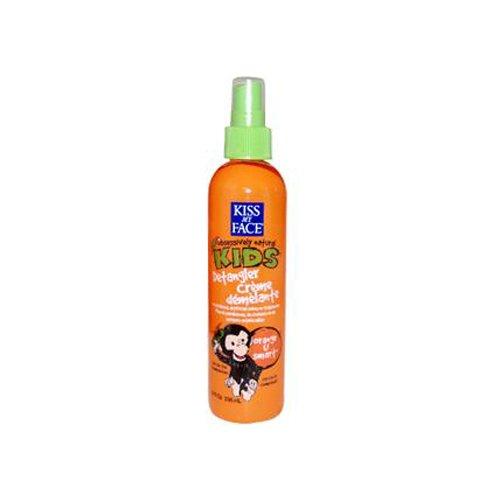 Kiss Kids Obsessively Natural (Kiss My Face Kids Detangler Creme Orange U Smart - 8 fl oz Toys Baby Kids Games)
