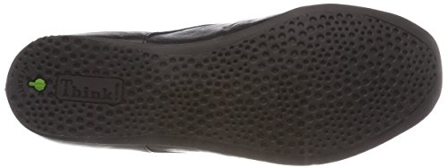 Denken! Dames Chilli_888101 Derby Zwart (black 00)