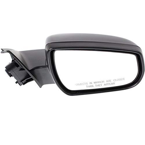 Mirror for Chevy Malibu 13-15/Malibu Limited 16-16 Right Side Power Heated W/Signal Light Textured Black