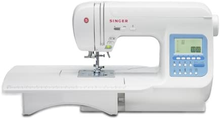 SINGER 9970 600-Stitch (1000+ Stitch Function) Computerized Sewing Machine  with Extension Table c34abf365a