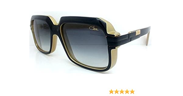 cbae4947a2d CAZAL EYEWEAR TRIBUTE LIMITED EDITION 607 3 COL 900 Size 56-18 at Amazon  Men s Clothing store