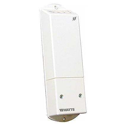 Watts termostato de – Receptor de pared 12 A para termostato milux