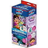 All Star Marketing Touch n Brush Hands Free Toothpaste Dispenser- Dora the Explorer