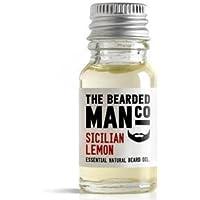 Limone Siciliano Barba Olio Balsamo Cura Personale Per Uomo Regalo 10ml