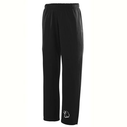 Augusta Sportswear Wicking Fleece Sweatpants from Athletic Grey