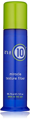 - It's a 10 Haircare Miracle Texture Fiber, 3.4 fl. oz.